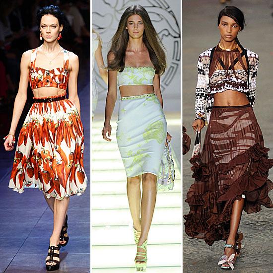 Spring 2012 Fashion Trends   Studio Brow bfaa7df7b35